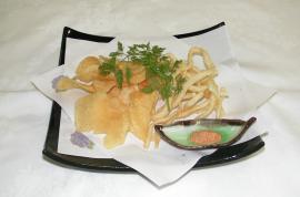 ウニのポテトチップ シャカシャカポテト風
