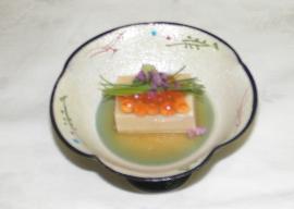 鮭豆腐(ムース風)