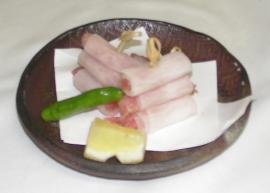 シャケポテト(バター正油味)